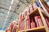 Storage. Compaction. Hydraulic Cylinder. Seals, Sealing Rings. Wipers, Guide Rings, Protective Rings poster