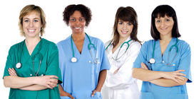 picture of medical assistant  - Multi - JPG