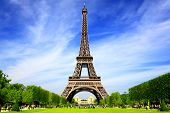 Paris Best Destinations in Europe poster