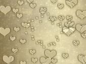 stock photo of san valentine  - Greeting Card to St - JPG