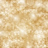 image of merry chrismas  - chrismas golden background with bright  sparkles and lights - JPG