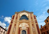 stock photo of salvatore  - Church of San Salvatore  - JPG