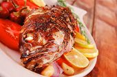 image of sunfish  - healthy lunch  - JPG