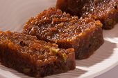stock photo of halwa  - Tirunelveli Halwa - JPG