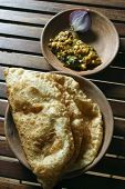 stock photo of chola  - Chola Bhatura  - JPG