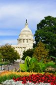 Washington DC, Capitol Building - United States