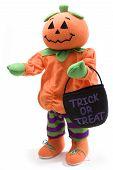 Happy pumpkin poster