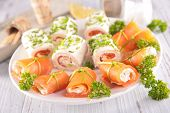 pic of buffet  - buffet food - JPG