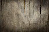 stock photo of racy  - Blurred wood texture of a strange shape plank like music waves - JPG