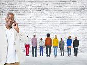 picture of diversity  - Diverse Diversity Ethnic Ethnicity Unity Variation Concept - JPG