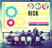 foto of risk  - Risk Risk Management Dangerous Safety Security Concept - JPG