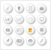 foto of dick  - Miscellaneous office and communication vector icons - JPG
