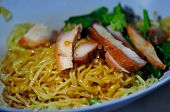 Noodles, Chinese Egg Noodles Or Chinese Noodle poster