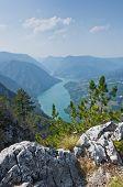 Viewpoint Banjska rock at Tara mountain and national park poster