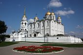 The Holy Assumption Cathedral. Vladimir, Russia