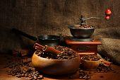 picture of pot roast  - Coffee grinder - JPG
