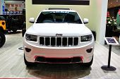 Nonthaburi - March 25: New Jeep Grand Cherokee On Display At The 35Th Bangkok International Motor Sh