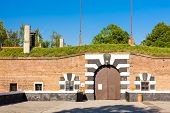 stock photo of deportation  - Small Fortress Theresienstadt - JPG