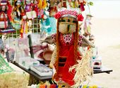 picture of rag-doll  - Traditional handmade doll  - JPG