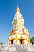picture of northeast  - Stupa in Loei province - JPG
