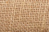 picture of sackcloth  - Background with the old sackcloth close up - JPG
