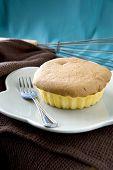 pic of sponge-cake  - philippines style mamon butter sponge butter cake - JPG
