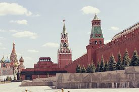 picture of lenin  - MOSCOW  - JPG