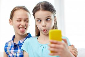 stock photo of little sister  - people - JPG