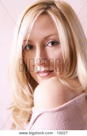 Coy Blonde poster