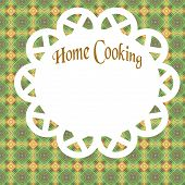 Home Cooking Poster poster