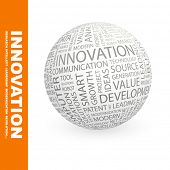 stock photo of marketing strategy  - INNOVATION - JPG