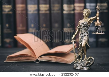 Law And Justice Scales Of