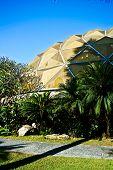 pic of geodesic  - Geodesic Dome at Suan Luang Rama 9 - JPG