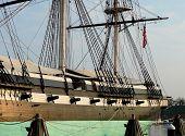 Historic Baltimore Harbor poster