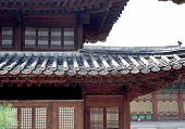 Korean Architecture poster