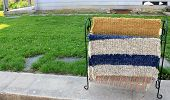 Handwoven area rugs