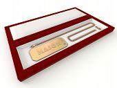 foto of illuminati  - Gold badge  - JPG
