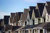 foto of row houses  - Real estate - JPG