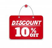 Sign Board Discount