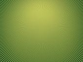 Rays  In Abstract Green  Universe