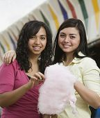 stock photo of candy cotton  - Multi - JPG