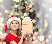 picture of  preteen girls  - christmas - JPG