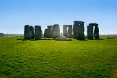 pic of stonehenge  - Stonehenge taken in Wiltshire in United Kingdom - JPG