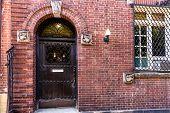 foto of west village  - West Village in New York Manhattan building facades USA NYC - JPG