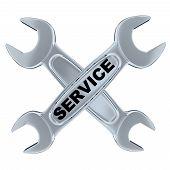 picture of rework  - Tools symbol repair  - JPG