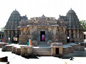 stock photo of hindu temple  - kesava temple - JPG
