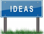 Ideas Signpost