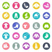 image of outerwear  -  Clothes icons - JPG
