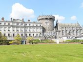 image of ireland  - Dublin Castle with  - JPG