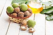 Walnut  And Walnut Oil